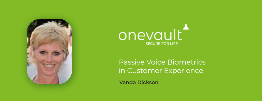 Passive Voice Biometrics in Customer Experience